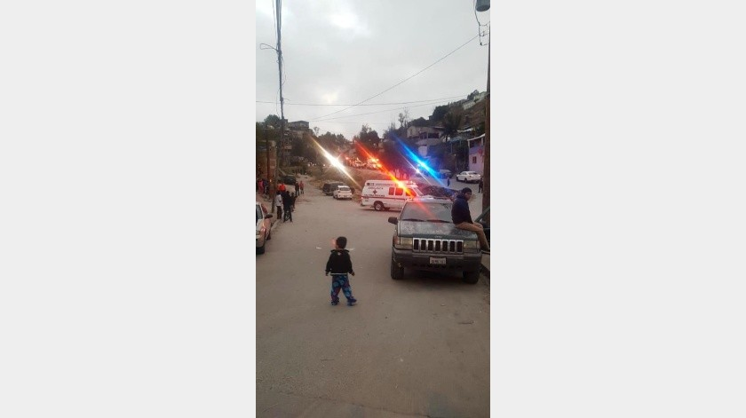 Dos mujeres fueron atropelladas en la colonia La Esperanza