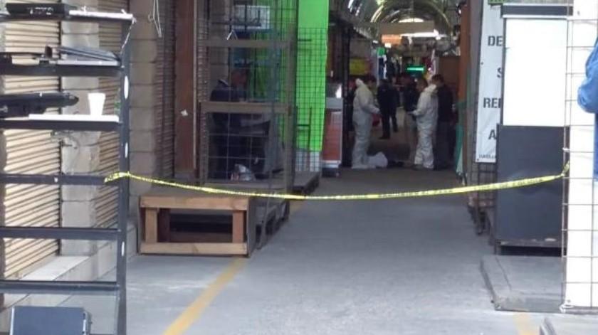 Hombre ejecutado en Mercado de Todos