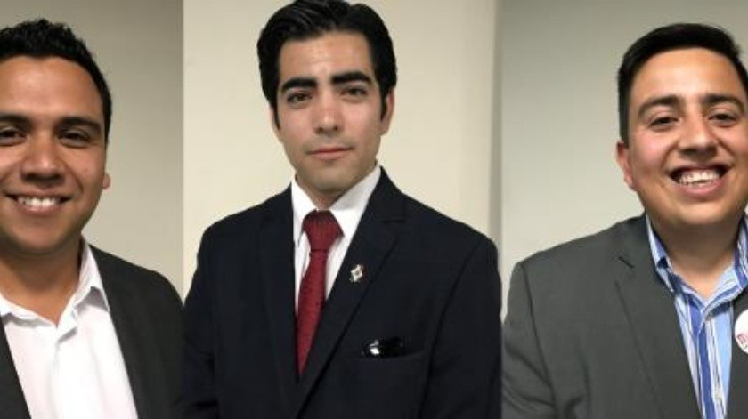 Participan dirigentes juveniles de partidos políticos en debate de Coparmex