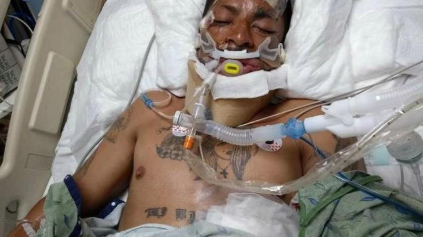 Cruz Roja busca a familiares de paciente internado en estado grave