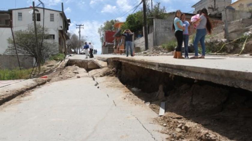 Proponen a Cabildo creación de fideicomiso para damnificados por desastres urbanos