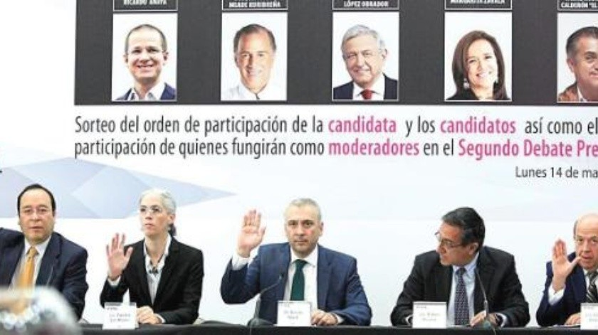 Margarita Zavala abrirá debate presidencial en Tijuana