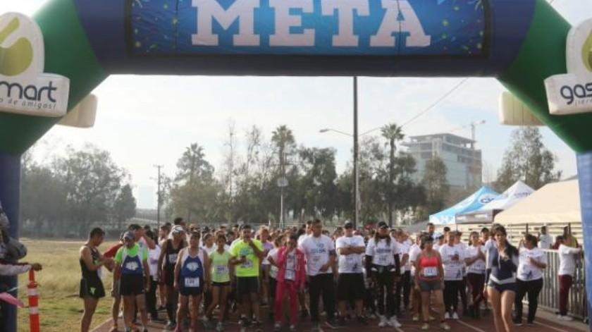 Invitan a la segunda edición de la carrera 'Corre por los migrantes'