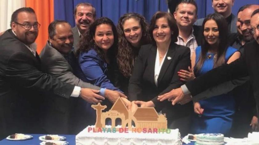 Celebra Rosarito 133 años de fundación