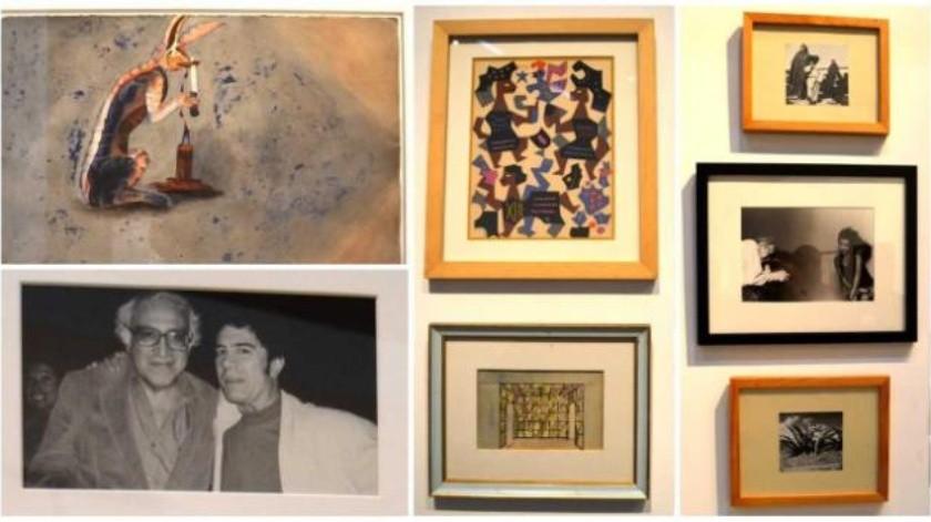 Inauguran en el Cecut la exposición 'Monsiváis y sus contemporáneos'