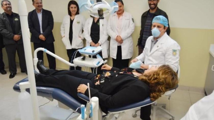 Inauguran consultorios de Odontología en UABC Ensenada