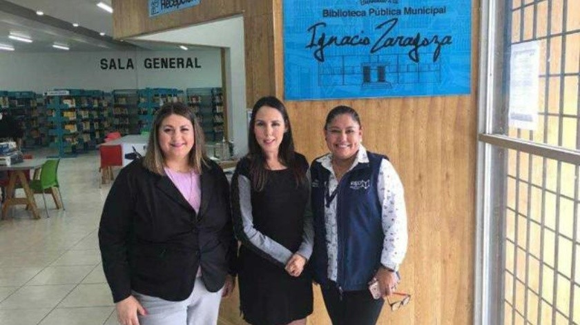 Imparte Cedhbc curso a personal de bibliotecas públicas de Tijuana