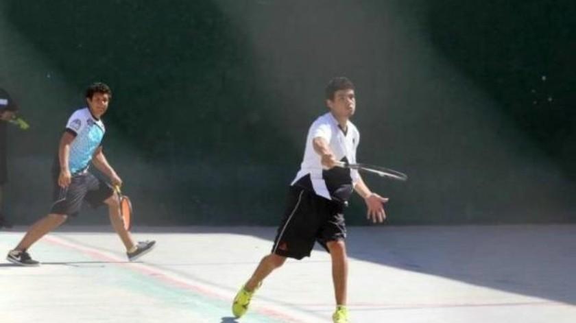 Se realizará 'Torneo Frontenis 2018' mañana en la Unidad Deportiva Tijuana
