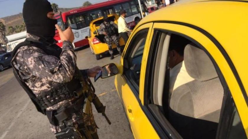 Preocupa regreso de taxistas 'amarillos'