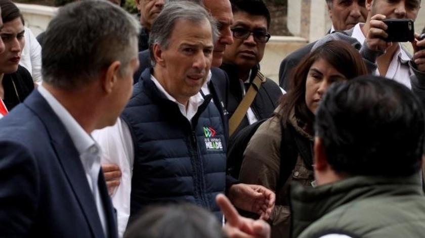 Meade se reunió con empresarios en Ensenada