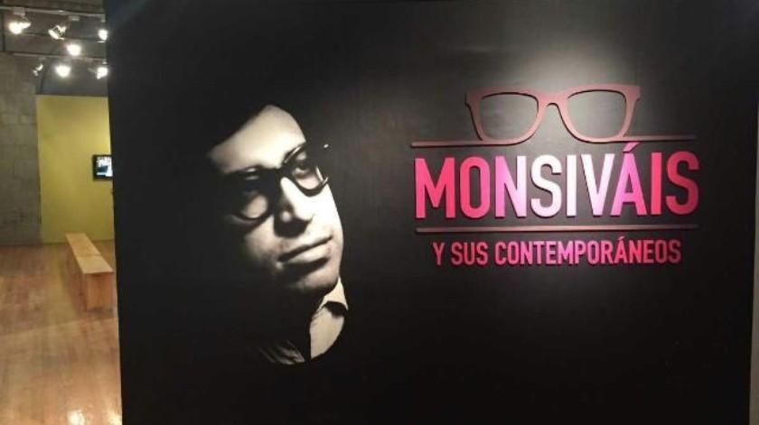 Se inaugura en el Cecut la exposición 'Monsiváis y sus contemporáneos'
