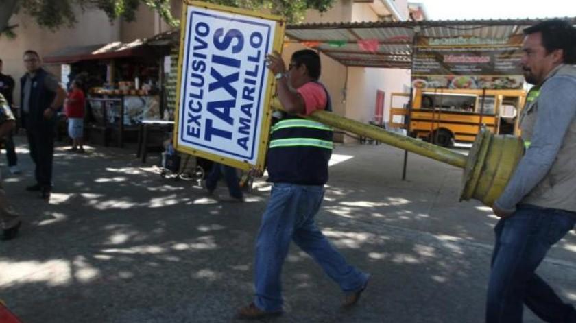 Regresará Municipio sitio a los 'amarillos'