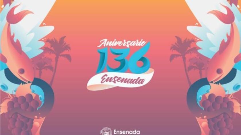 Invitan a celebrar el 136 aniversario de Ensenada
