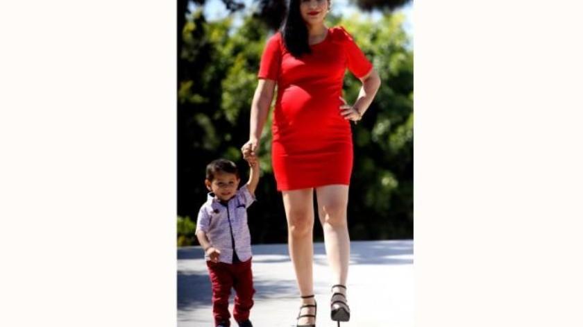 Johanna: Una mamá joven pero tradicional