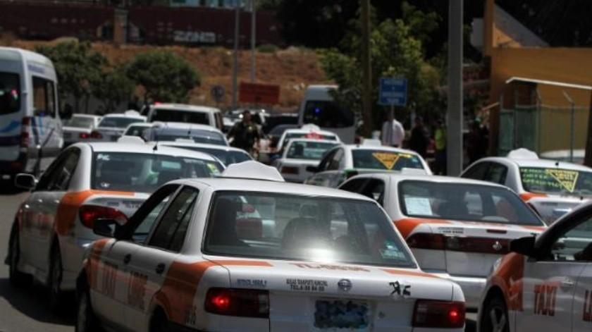 Protestarán taxistas libres en C2 debido a extorsiones