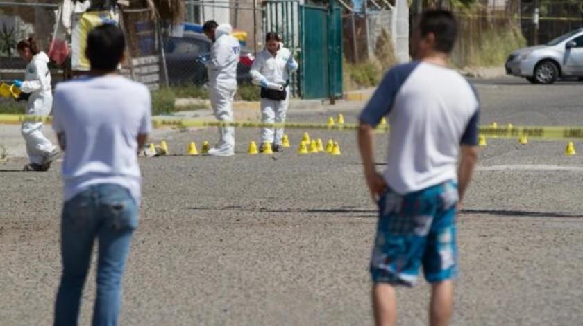 Mayo registra 39 asesinatos en una semana
