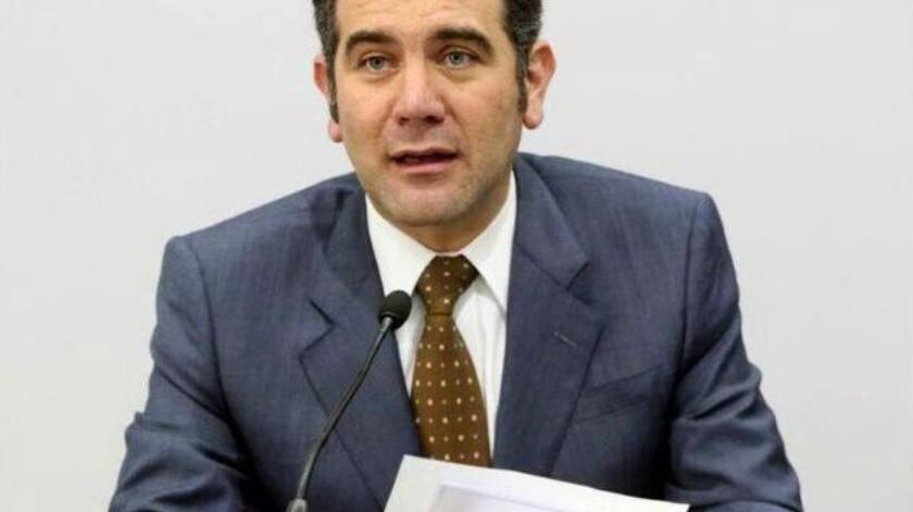 INE llama a evitar romper las reglas del juego electoral