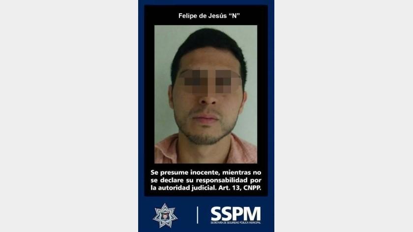 Hombre detenido acusado de asesinato