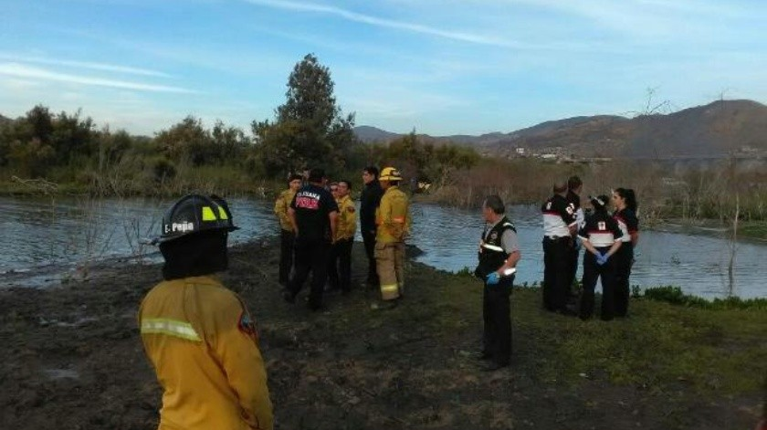 Detienen búsqueda de menor ahogada en La Presa