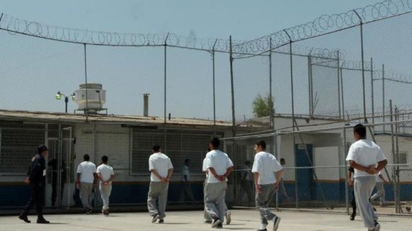 Disminuyen 84% los reclusos menores en TIJ