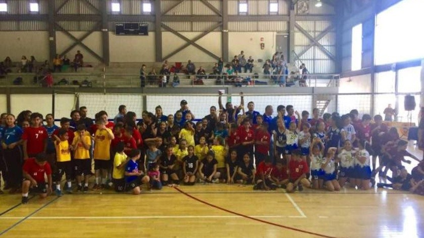 "Festival Infantil ""Volleyball Your Way"""
