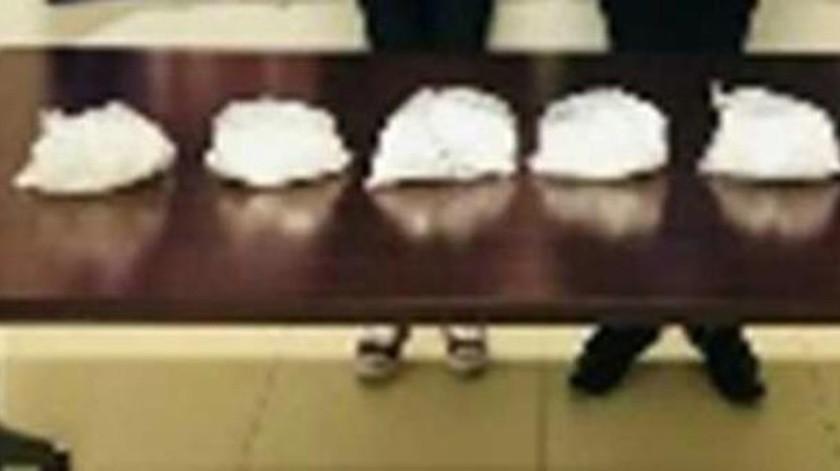 Detiene PEP a pareja en posesión de más de 2 kilos de 'crystal'