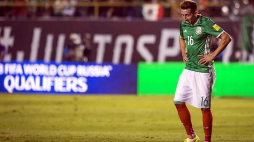 México, fuera de Copa América