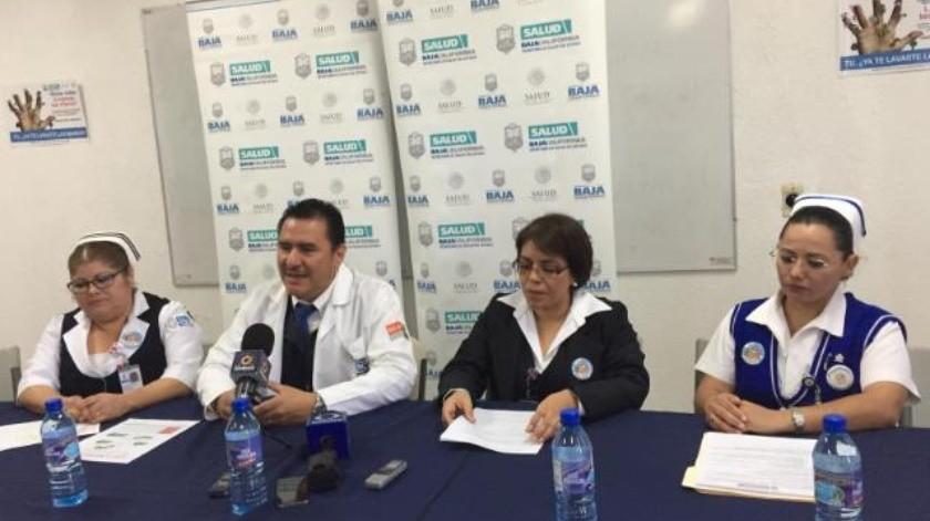 Aplican 54% de vacunas Vs influenza en Ensenada