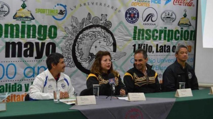Celebrará Facultad de Ciencias Marinas su 58 Aniversario con carretera atlética