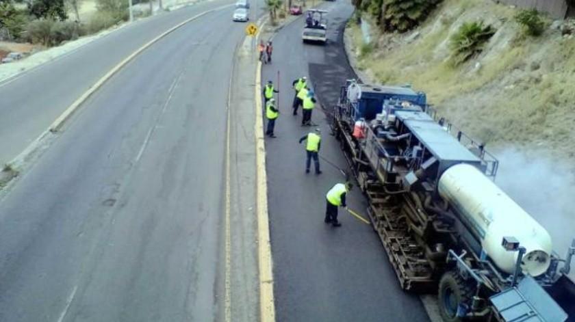 Avanza obra de rehabilitación de rampa Buena Vista