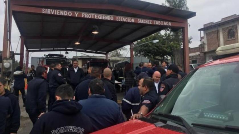 Dos estaciones de bomberos no cuentan con unidades para apagar incendios
