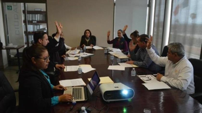 Sesiona la Junta de Gobierno de Inmujere