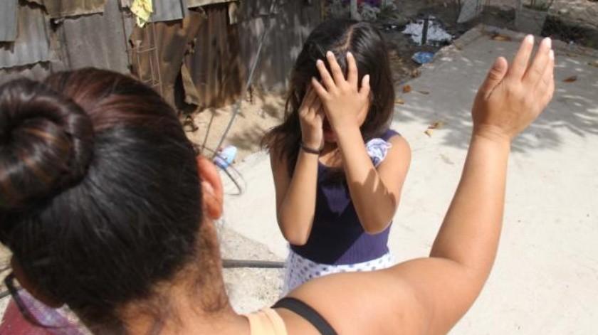 Padrastros, los involucrados en mayoría de casos de maltrato infantil