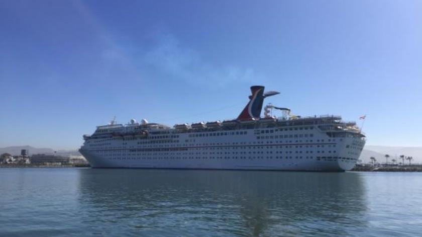 Arribarán 25 cruceros en mayo al puerto