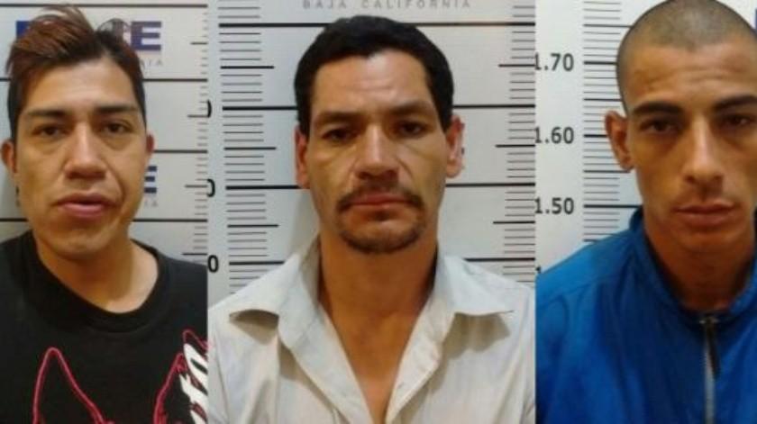 Responsables de robo calificado pasarán 2 años y ocho meses en prisión