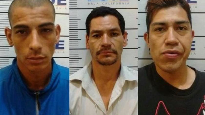 Sentencian a tres a 2 años 8 meses de prisión por robo calificado