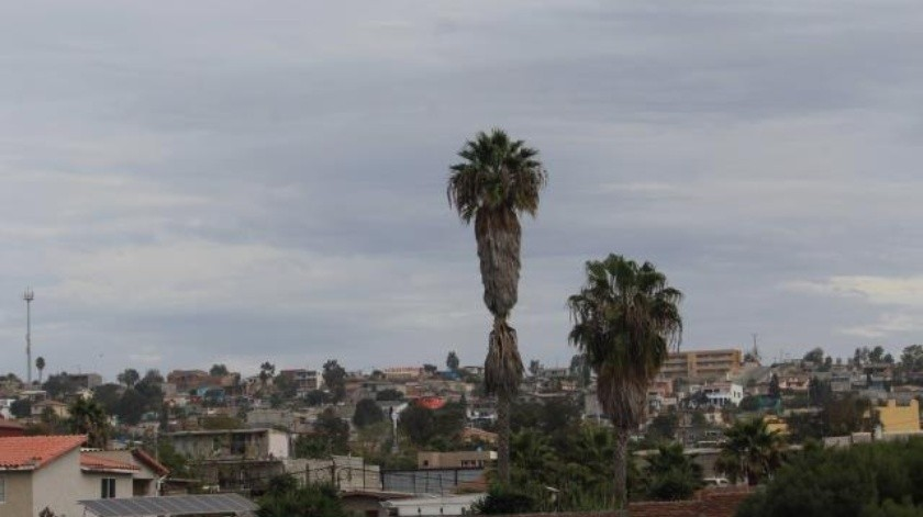 Pronostican lluvia ligera en Rosarito para los primeros 3 días de la semana