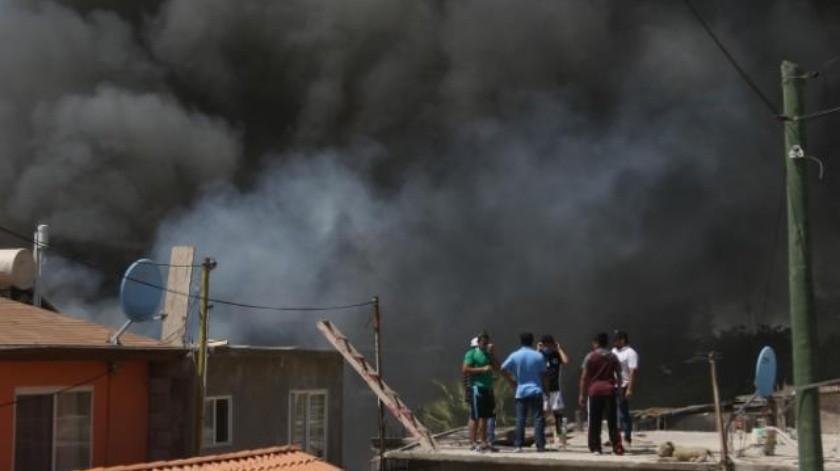 Centro de rehabilitación es desalojado por incendio en La Gloria