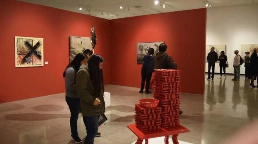 Inauguran en Cecut exposición 'Sin interdiálogo: De lo figurativo a lo abstracto'