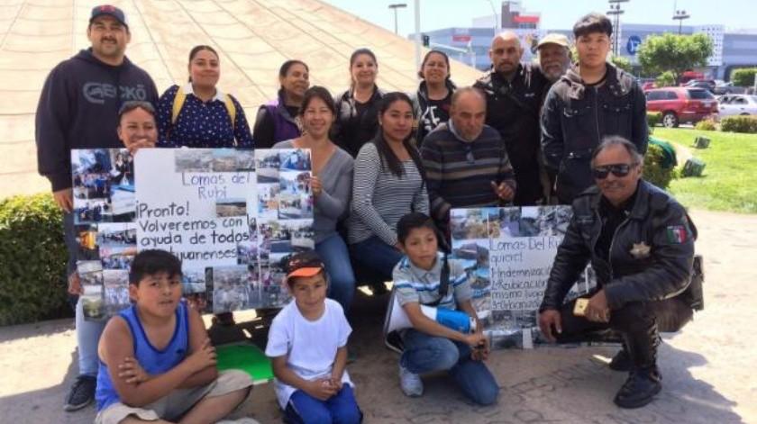 Concluye huelga de hambre  colono de Lomas