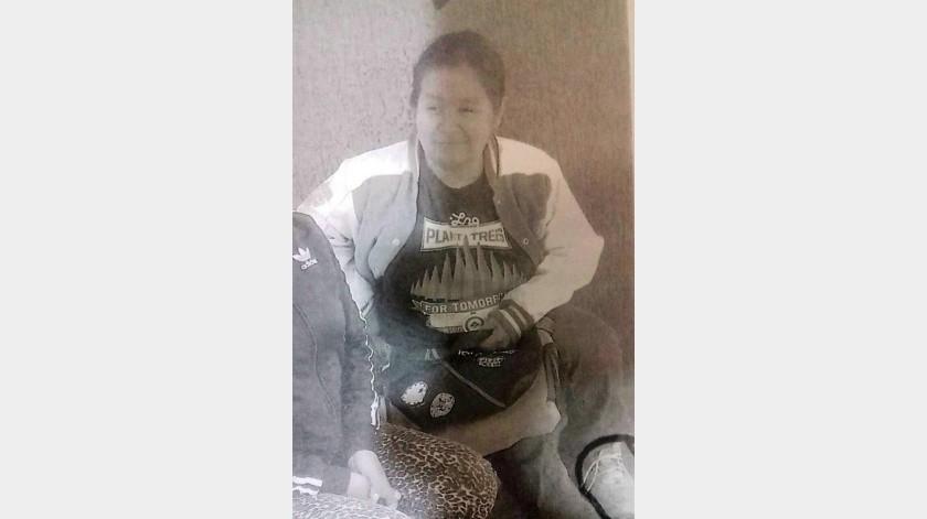 Griselda Carrión desaparecida desde 22 de abril