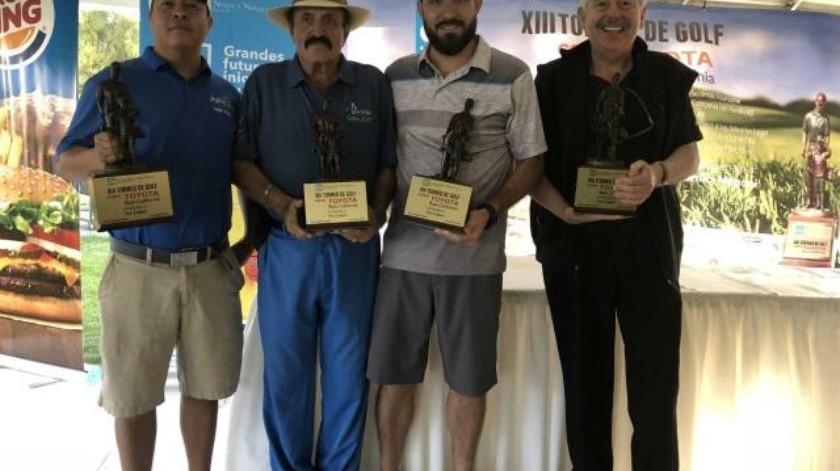 Torneo de Golf Copa Toyota que apoya al Club de Niñas y Niñas
