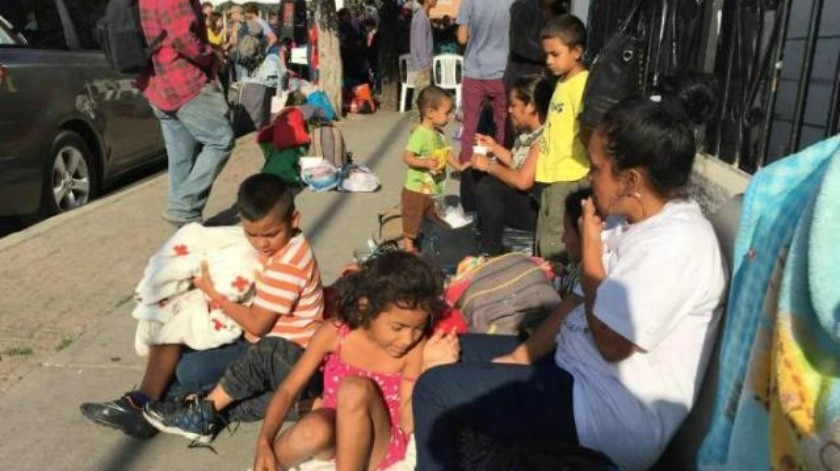 Convocan a manifestación pro migrante