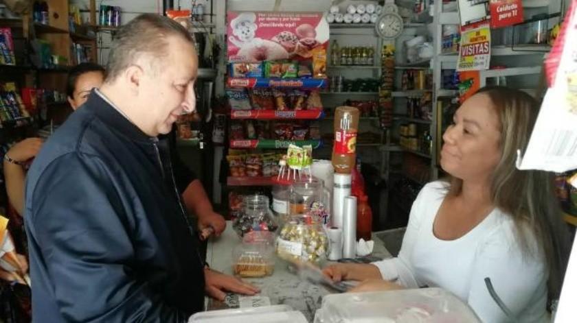 Guakil ofrece equilibrar la distribución del ingreso