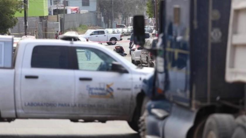 Hombre es atacado a balazos en la colonia Valle Vista