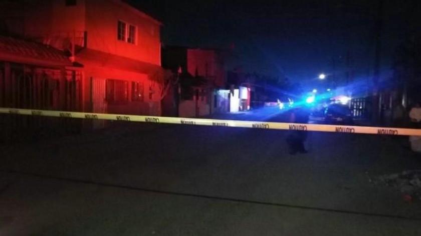 Hombre resulta lesionado por arma de fuego en la colonia Los Santos