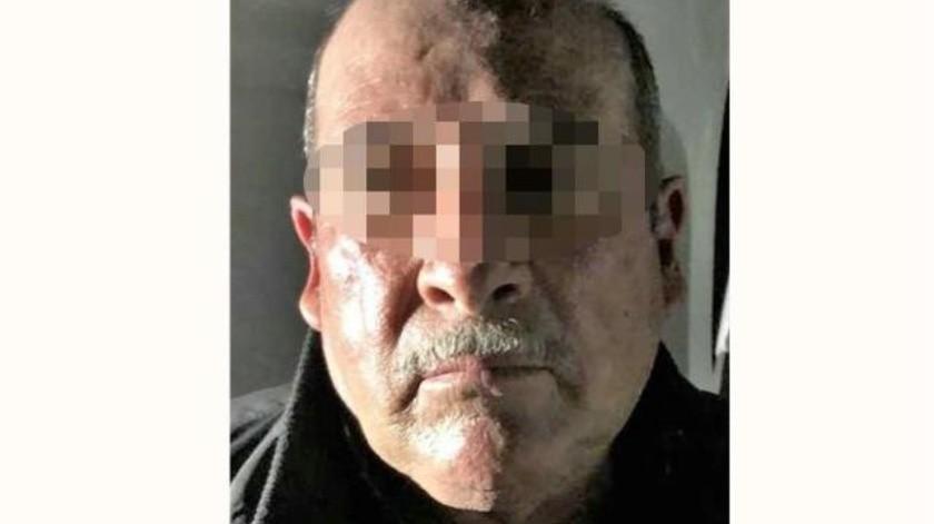 Cae sexagenario con 80 kilos de droga en un auto
