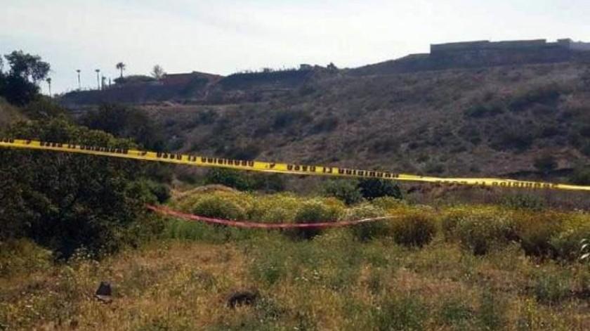 Localizan cadáver en descomposición en colonia Aztlán de Rosarito