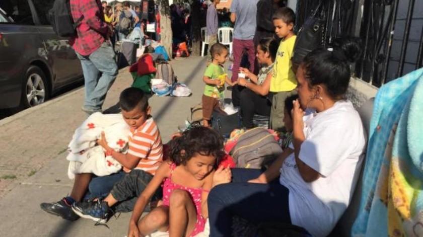 Arriban a Tijuana 130 de Caravana Migrante; buscarán asilo en EU