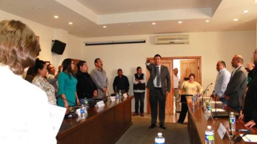 Aprueba Cabildo a nuevo secretario general de gobierno de Rosarito